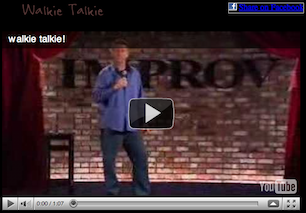 Walkie Talkie comedy skit